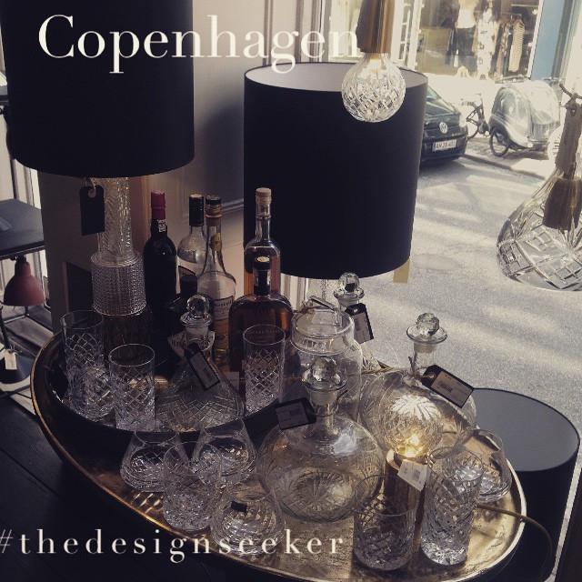 Instagram - #crystal #brass #Copenhagen #thedesignseeker 🙌 #rueverte