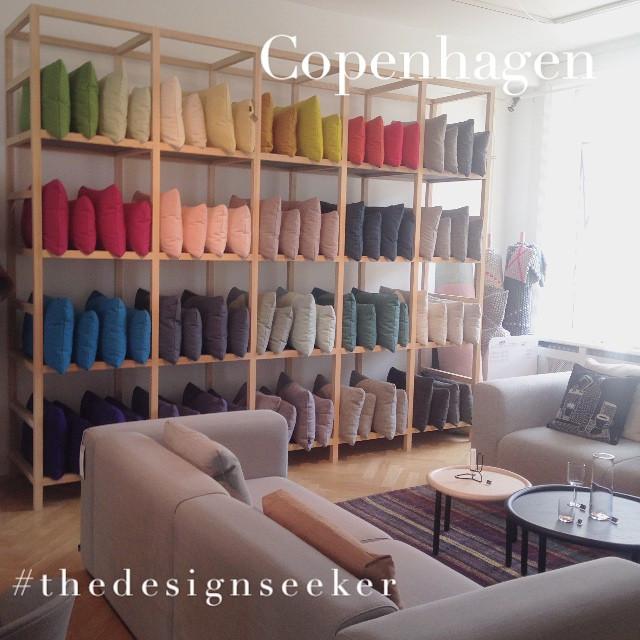 Instagram - Couldn't contain my excitement @haydesign #designhouse #hay #Copenha