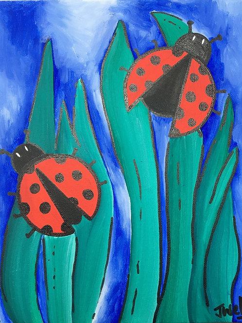 Art to Go! Ladybirds