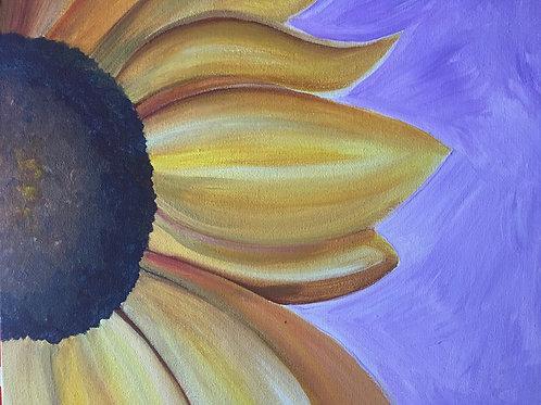 Art to Go! Sunflower