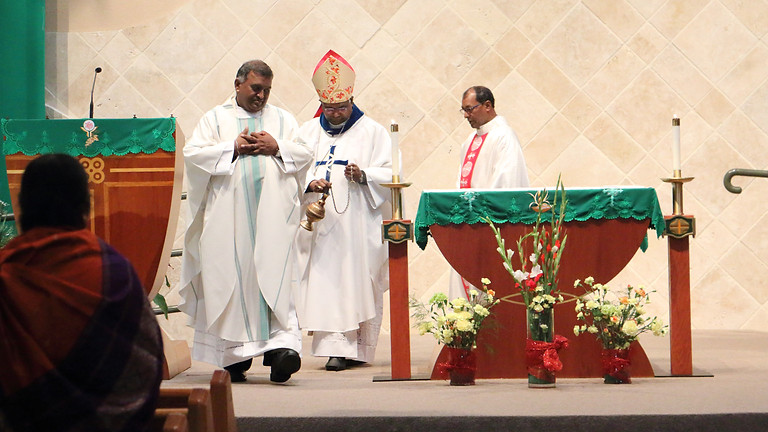 Monthly Mass in Tamil