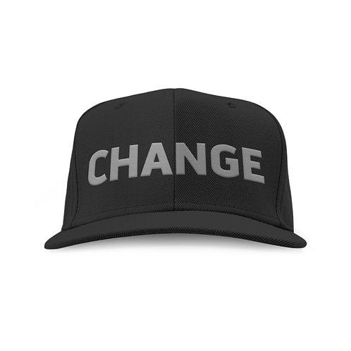 (CHANGE) FLAT HAT