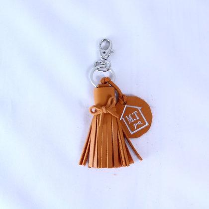 Pompon Eugénie Orange H, PM