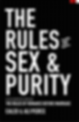 The Rules of Sex and Purity ebook cover.