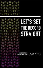 Let's set the record straight ebook cove