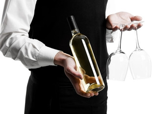 Don't be scared of the sommelier