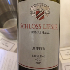 Back to school for some Riesling