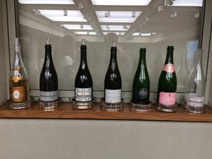 Benjamin Bridge v. Champagne - a blind tasting at 67 Pall Mall