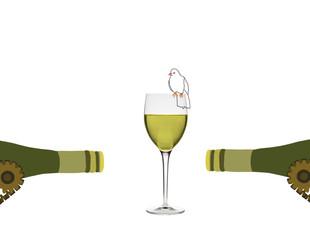 Alsace - Vin or Wein?