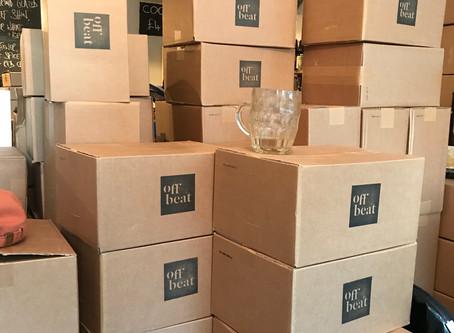 Discovering Daniel Ham's Off Beat wines in lockdown