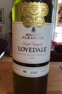 Wine of the week #9 2016