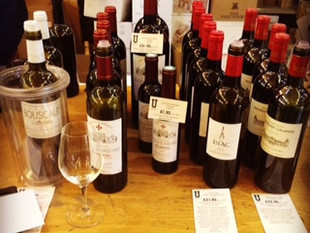 Tasting Bordeaux in 2015 primeurs week ...just not in Bordeaux... and not the 2015 vintage