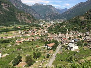 North Piemonte's baby Barolos grow up in the Alps