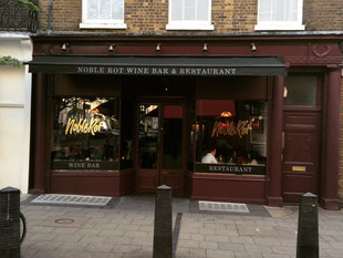 Noble Rot Wine Bar, London - 2nd Visit