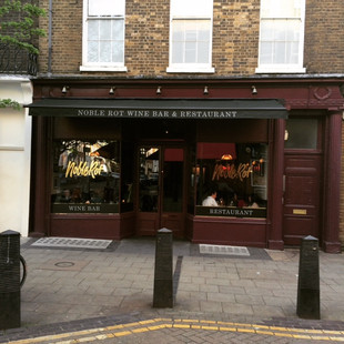 Noble Rot Wine Bar, London - 2nd Visit