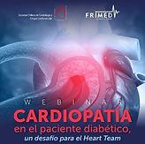 CARDIOPATÍA en el paciente diabético, un desafío para el Heart Team