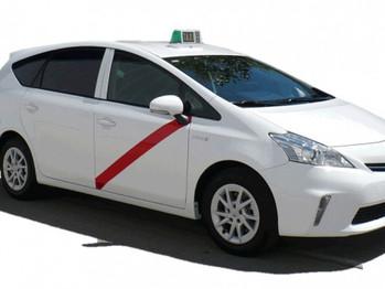 Madrid se plantea una exención de la tasa de homologación para taxis eléctricos o híbridos enchufabl