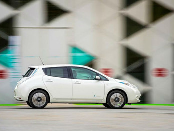 Nissan llevará más estaciones de carga rápida a Europa