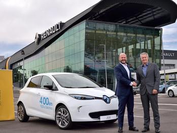Renault crea una filial enfocada a energía y sistemas de recarga eléctrica