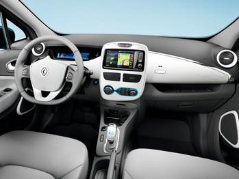 Renault revisará 10.000 coches eléctricos por un problema en el freno