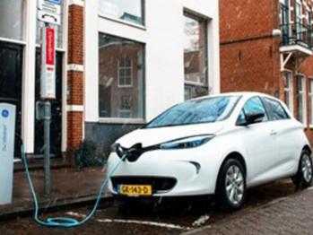 Renault proveerá 150 vehíuclos para proyecto de energía renovable.