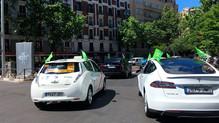 V Marcha del Vehículo Eléctrico en Madrid, el próximo 2 de junio