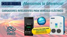 """Orbis marca la diferencia: funcionalidades del cargador inteligente para vehículo eléctrico """"Vi"""