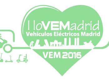 La Feria del Vehículo Eléctrico de Madrid vuelve en junio