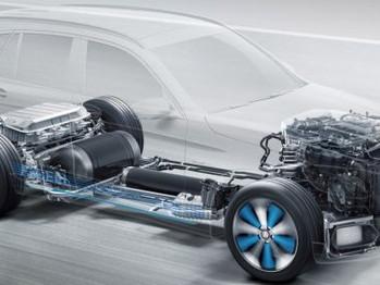 Mercedes-Benz saca el primer vehículo eléctrico con pila de combustible y batería