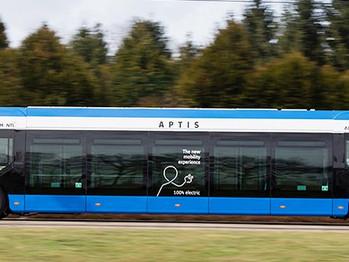 Alstom desarrolla un innovador autobús eléctrico inspirado en los tranvías