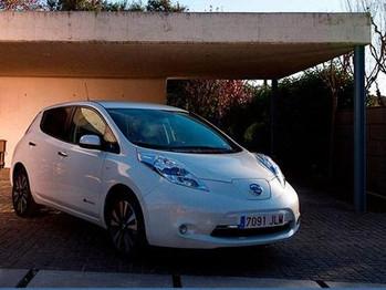 El Leaf lidera el mercado de vehículos eléctricos en el mes de junio
