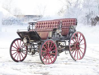 Armstrong Phaeton de 1896, el híbrido revolucionario se subasta más de un siglo después