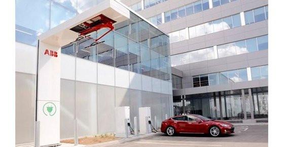 ABB supera los 6.500 puntos de recarga rápida para vehículos eléctricos en todo el mundo