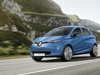 Renault incorpora a su flota de vehículos eléctricos el nuevo ZOE con una autonomía homologada de 40