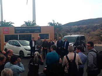 Tenerife se vuelca con la movilidad eléctrica