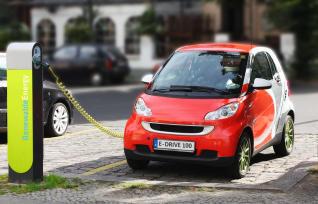 Venta de vehículos eléctricos en España