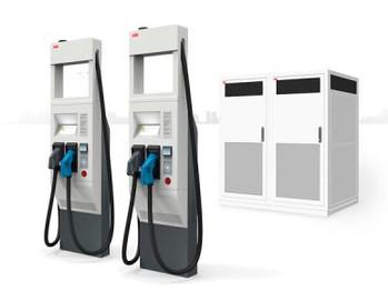 ABB lanza al mercado el cargador de vehículos eléctricos Terra High Power
