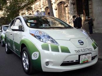 Proponen uso de vehículos eléctricos para brindar servicio de taxi