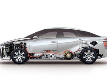 Toyota ya estudia baterías con un 15% de autonomía más
