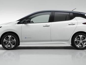 Con el nuevo Nissan Leaf llegarás mucho más lejos sin contaminar