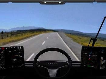 Tesla muestra su prototipo de camión eléctrico