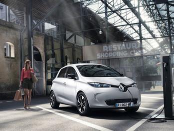 Renault anunció un coche eléctrico asequible