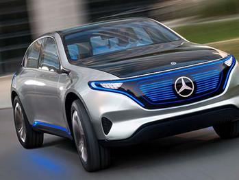 Mercedes Benz presume de gama híbrida