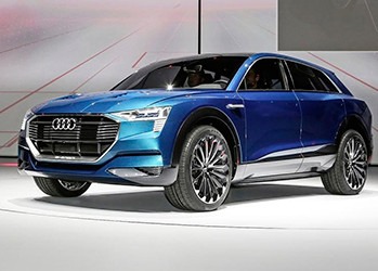Audi presentará su primer vehículo eléctrico en 2018