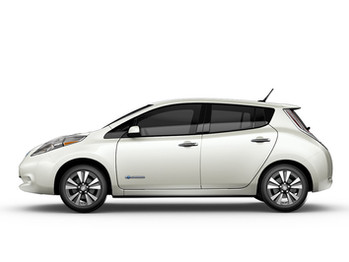 El Nissan Leaf con batería de 30 kWh recorre más 6.000 km por toda España