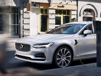 Volvo impulsa la 'Charging Interface Initiative' para estandarizar la recarga de los eléctri