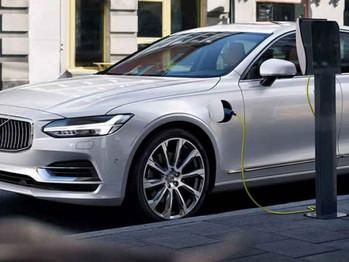 Volvo y su primer coche eléctrico, en 2019