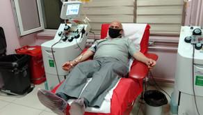 Kan Bağışı ve 3 Renk Sigorta