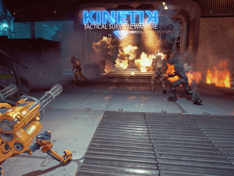KINETIK Receives Prestigious Unreal Dev Grant