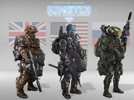 Great Article by Polygon on Hero Machine Studios and KINETIK!